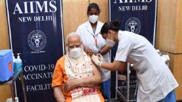 ये भी पढ़ें- प्रधानमंत्री नरेंद्र मोदी ने ली कोरोना वैक्सीन की दूसरी डोज, 1 मार्च को ली थी पहली खुराक