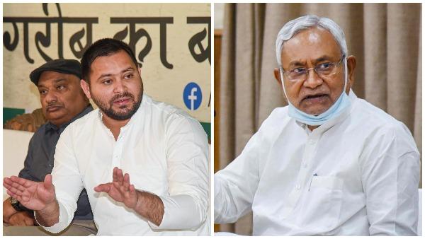 बिहारः तेजस्वी ने नीतीश कुमार पर उठाया सवाल, कहा- आखिर क्यों बलात्कार के आरोपित DSP को बचा रहे हैं