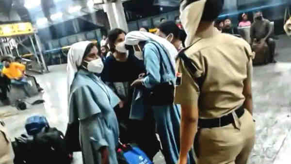 Nun incident case: Jhansi police arrested two people
