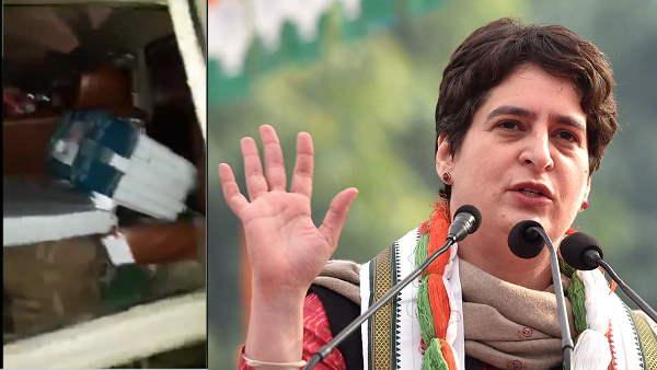ये भी पढ़ें: BJP प्रत्याशी की कार में EVM मिलने पर प्रियंका गांधी और बदरुद्दीन ने दागे सवाल, कहा- इन्हें चुराना ही है
