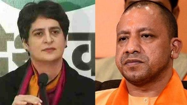 Priyanka Gandhi Said CM Yogi campaigning in election ever after came in contact of Corona patient