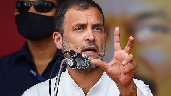 यह पढ़ें: पेट्रोल-डीजल की कीमतों पर राहुल गांधी का तंज- 'खर्चे पर भी पीएम मोदी करें चर्चा'