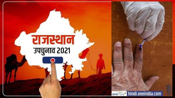 Rajasthan Bypolls Live : 3 सीटों पर 27 उम्मीदवार, कुल वोटर 7.4 लाख, सुबह 9 बजे तक 10.54% मतदान