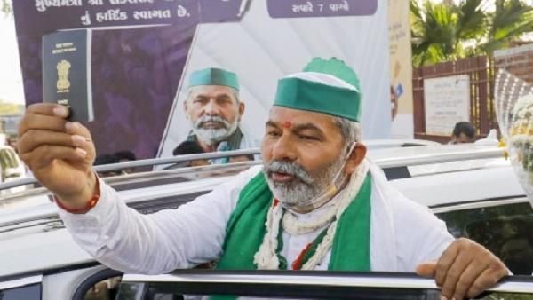 हरियाणा के हिसार में बोले राकेश टिकैत, अगर मांगे नहीं मानी तो 5 साल तक चलेगा किसान आंदोलन