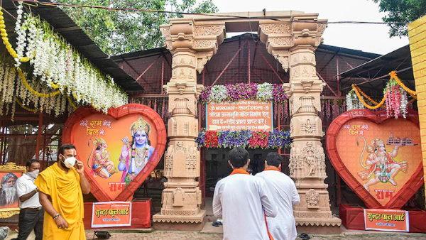 अयोध्या रामजन्मभूमि में इस बार बिना भक्तों के मनाई जाएगी