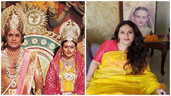 कोरोना काल में फिर TV पर आ रहा है रामायण, ऑनस्क्रीन सीता बोलीं- 'इतिहास खुद को दोहरा रहा है...'