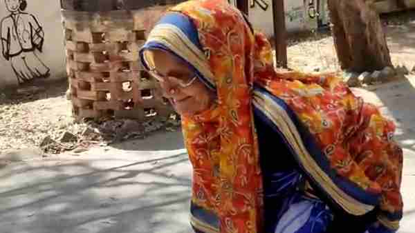 UP Panchayat Election 2021: 81-year-old grandmother filled BDC nomination