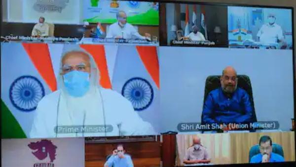 <strong>मुख्यमंत्रियों के साथ बैठक में ऑक्सीजन की कमी पर पीएम मोदी ने दिया जवाब, जानिए क्या कहा</strong>