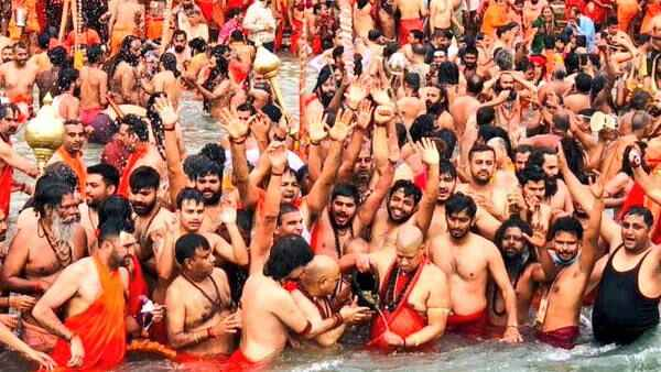 Swami Avdheshanand Giri of Juna Akhara Ends Kumbh Mela After PM modi Request To Keep It Symbolic