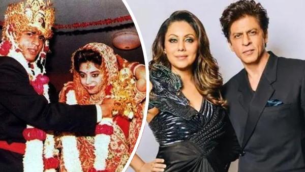 Video: जब शाहरुख खान ने शादी वाली रात गौरी से कहा- 'चलो बुर्का पहनो, आज से तुम्हारा नाम आयशा'