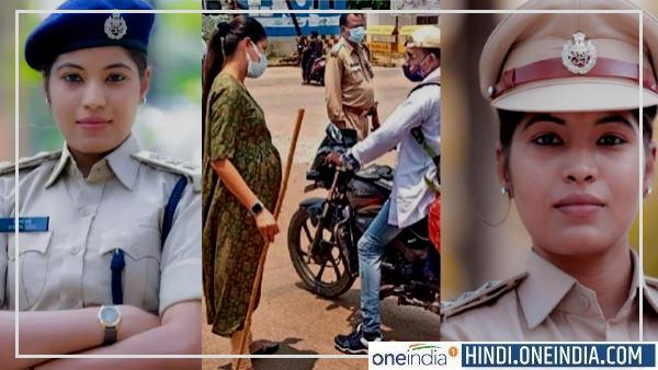 Shilpa Sahu DSP : जानिए कौन हैं 5 माह की गर्भवती पुलिस अफसर जो छत्तीसगढ़ की सड़कों पर दे रहीं ड्यूटी, VIDEO