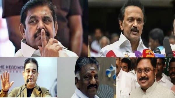 तमिलनाडु विधानसभा चुनाव में ये हैं पांच बड़े चेहरे