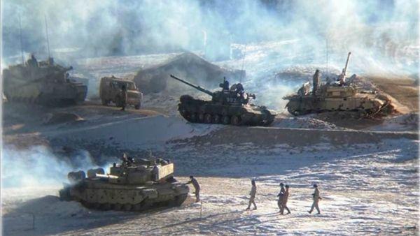 लद्दाख में चीन ने फिर दिखाई अकड़, गोगरा और हॉट स्प्रिंग खाली करने से किया इनकार