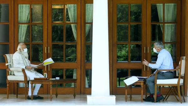सीडीएस बिपिन रावत ने की पीएम मोदी से मुलाकात, कोरोना को लेकर सशस्त्र बलों की तैयारी पर हुई चर्चा