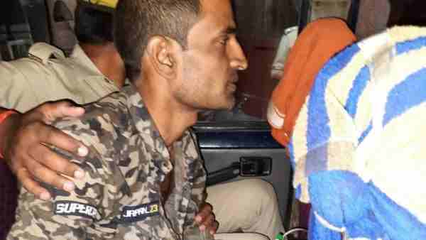 Varanasi News: Dacoit Virendra injured in police encounter