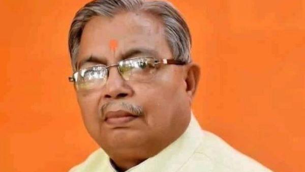 लखनऊ पश्चिम से भाजपा विधायक सुरेश चन्द्र श्रीवास्तव का कोरोना से निधन