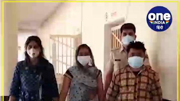 राकेश हत्याकांड : पत्नी ने प्रेमी के साथ मिलकर रची पति की हत्या की साजिश, फांसी के फंदे से लटका मिला था शव