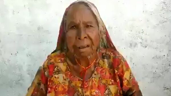 118 Year old woman