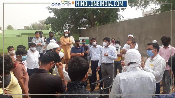 Sikar Corona : क्या राजस्थान के गांव खीरवा में एक शव ने ली 20 लोगों की जान, मंत्री की पोस्ट वायरल