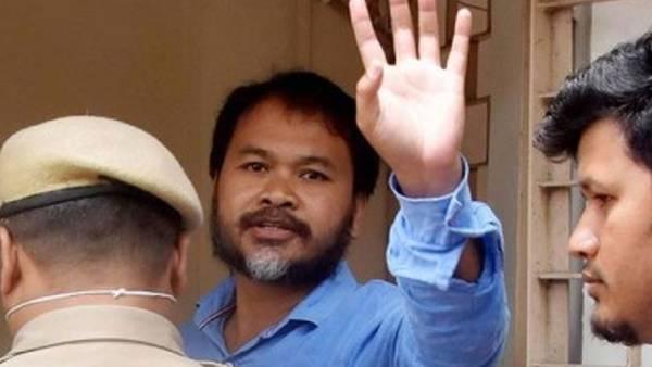 Assam vidhan sabha chunav result 2021: जेल में बंद अखिल गोगोई ने शिवसागर सीट से जीता चुनाव