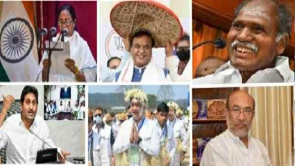 कभी कांग्रेस के होते थे ये 6 'लाल', अब दूसरे दलों से मुख्यमंत्री बनकर मचा रहे हैं धमाल