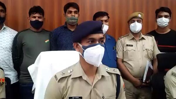 करौली : राजस्थान पुलिस कांस्टेबल गोकलेश की हत्या का आरोपी मध्य प्रदेश से पकड़ा गया