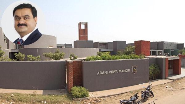 अहमदाबाद के स्कूल में 1 हजार बेड वाला कोविड केयर सेंटर खुलवा रहा अदाणी ग्रुप, ऑक्सीजन भी पहुंचा रहा