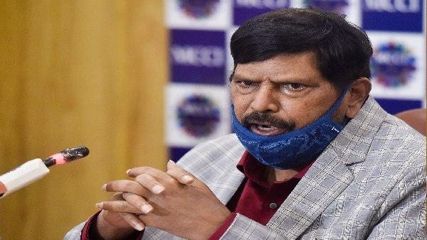 महाराष्ट्र महाअघाड़ी सरकार में तकरार के बीच रामदास अठावले ने कांग्रेस को दी ये सलाह