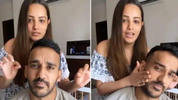 VIDEO: एक्ट्रेस अनीता हसनंदानी ने पति रोहितको जड़ा थप्पड़, पत्नियों को दी ये सलाह