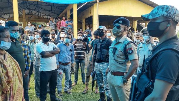 ये भी पढ़ें- बीजेपी का दावा- बंगाल हिंसा से डरे कार्यकर्ता, जान बचाने के लिए भागकर जा रहे असम