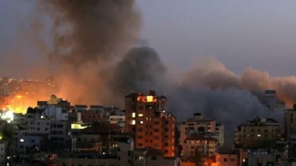 यह पढ़ें: हमास ने इजरायल पर दागे 130 Rocket, भारतीय महिला समेत 32 लोगों की मौत