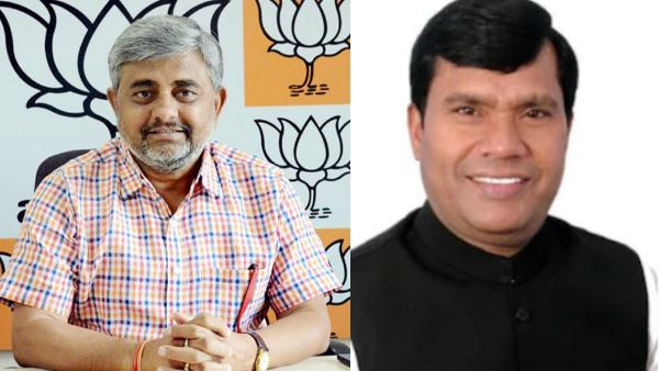 bjp leader manoj mishra and former MP ram charitra nishad lost life from covid 19