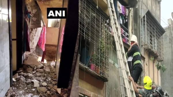 महाराष्ट्र : ठाणे में बड़ा हादसा, इमारत ढहने से 4 की मौत, 11 लोग बचाए गए