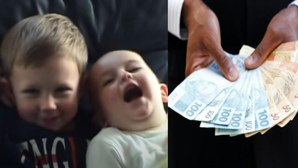 55 सेकंड में बदली किस्मत: खेलते हुए बच्चे ने किया कुछ ऐसा काम, 5 करोड़ रुपये में बिका VIDEO
