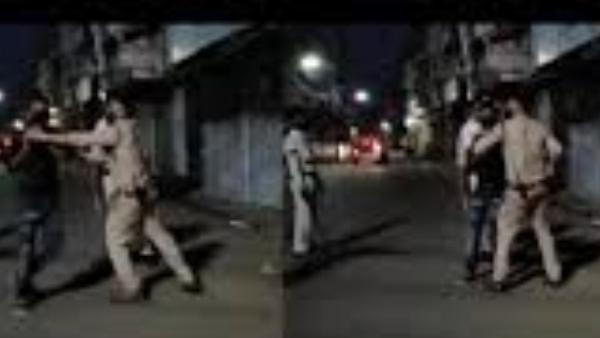 मध्य प्रदेश में लॉकडाउन के उल्लंघन पर हार्ट के मरीज युवक की छतरपुर पुलिस ने की पिटाई