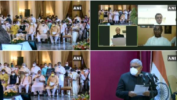 यह पढ़ें: West Bengal: CM ममता बनर्जी के 43 मंत्रियों ने ली शपथ, जानिए कौन-कौन बना मंत्री, यहां हैं पूरी लिस्ट
