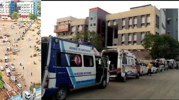 गुजरात सरकार का दावा- जितने नए मरीज एक दिन में मिल रहे, उससे 3 गुना ज्यादा रोज ठीक हो रहे हैं