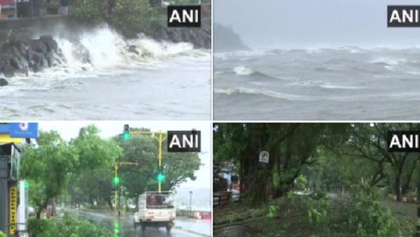 यह पढ़ें: Cyclone Tauktae Live: गोवा के तट से टकराया 'साइक्लोन'