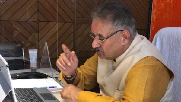 देहरादून: प्रभारी मंत्री का निर्देश- कोरोना मरीजों को भर्ती करें पहले, कागजी खानापूर्ति करें बाद में