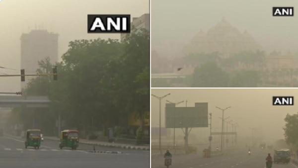 यह पढ़ें: दिल्ली में छाई धूल से विजिबिलिटी हुई कम, देश के कई राज्यों में भारी बारिश का अलर्ट, मंडराया साइक्लोन का खतरा