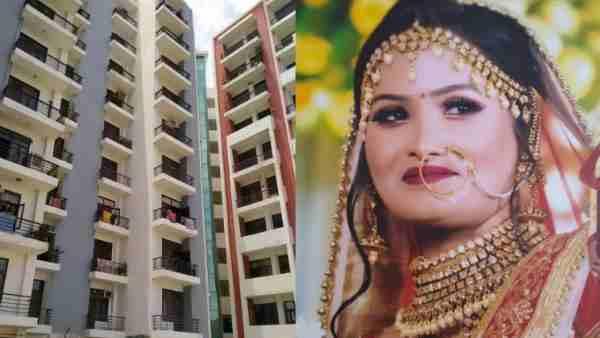 Kanpur: आठवीं मंजिल से गिरकर महिला डॉक्टर की हुई मौत, परिजनों ने डॉक्टर पति पर लगा हत्या का आरोप