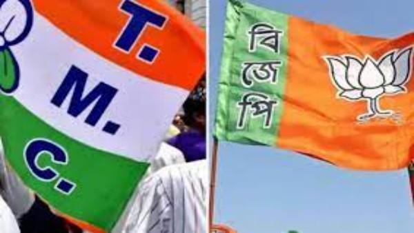 पश्चिम बंगाल चुनाव परिणाम 2021: रुझानों में टीएमसी ने 100 का आंकड़ा किया पार