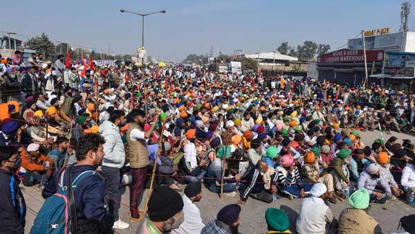 26 मई को किसानों के देशव्यापी आंदोलन को 12 विपक्षी दलों ने दिया समर्थन, संयुक्त पत्र किया जारी