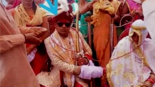 राजस्थान : शादी के बाद दूल्हे की कोरोना से मौत, आंसुओं से धुल गए दुल्हन के मेहंदी रचे हाथ