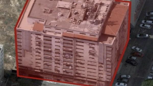 VIDEO: इजरायली एयरफोर्स ने गाजा में की एयर स्ट्राइक, मीडिया हाउस के दफ्तर समेत पूरी इमारत को उड़ाया