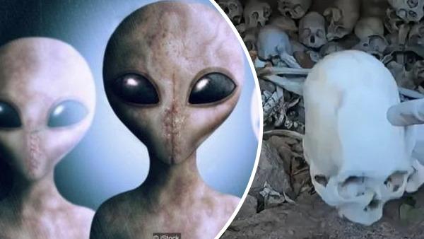 यहां मिले अजीब सी खोपड़ी वाले कंकाल, लोगों ने समझा एलियन लेकिन विशेषज्ञों ने की सही पहचान