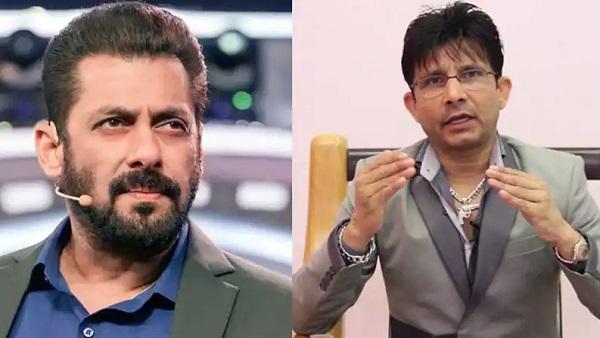 ये भी पढे़ं-'अगर सलमान खान पैर छूएगा, तब भी उसकी फिल्मों का रिव्यू करूंगा', KRK के ट्वीट पर मचा हंगामा