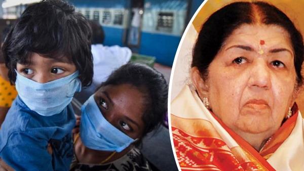 91 वर्षीय लता मंगेशकर ने बढ़ाया कोरोना मरीजों की ओर मदद का हाथ, अपनी सेविंग से दान किए इतने लाख रुपए