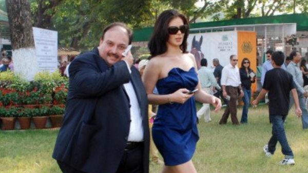 गर्लफ्रेंड के साथ क्वालिटी टाइम बिताने डोमिनिका गया था मेहुल चोकसी, वहीं पुलिस ने पहना दी हथकड़ी