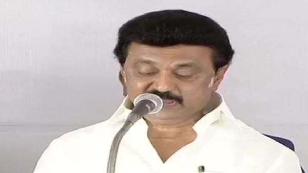 यह पढ़ें:Oath Ceremony: एमके स्टालिन बने तमिलनाडु के नए मुख्यमंत्री